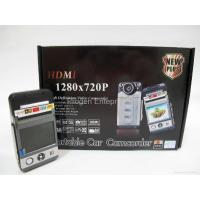 Buy cheap 120 WIDE LENS Car Black BOX with 2.5 LCD, Night vision from wholesalers