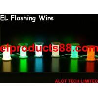 Buy cheap Electroluminescent Wire EL Lighting Glowing China Manufacturer ( HNR 0101 ) HNR 0101 from wholesalers