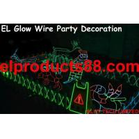 Buy cheap Hot EL Light Cable EL Animated Neno Wire Holiday Lighting ( HNR 0018 ) HNR 0018 from wholesalers