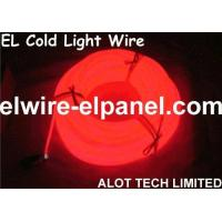 Buy cheap Cool EL Light Wire EL Wires Lighting EL Cable ( HNR 0102 ) HNR 0102 from wholesalers