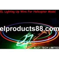 Buy cheap EL Neon Wire Helicopter Model Airplane ( HNR 0108 ) HNR 0108 from wholesalers