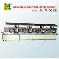 Buy cheap Automatic Four Colour Cylinder UV Screen Printer product
