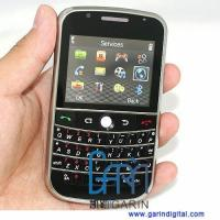 Buy cheap Blackberry Bold 9000 Appearance Quad band WiFi Java TV Mobile Phone from wholesalers