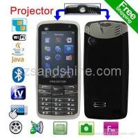 Buy cheap Free Shipping 2.4 WiFi JAVA TV FM eBook Projector Phone P780 from wholesalers