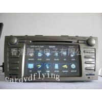 Toyota Camry car DVD player with gps,bluetooth,steering wheel control