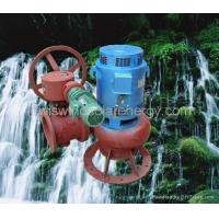 Buy cheap Volute axial flow water turbine generator(30kw-100kw) from wholesalers