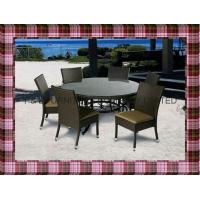 Buy cheap YLR-2205 Wicker Dining Rattan Furniture Set YLR-2204 from wholesalers
