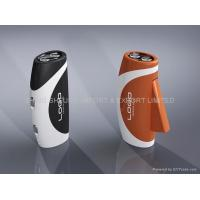 Buy cheap Electronic gift/ promotion gifts/Hand-Crank Flashlight with Alert from wholesalers