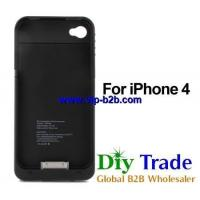 Buy cheap China Factory iPhone 4 External Battery Casing Black from wholesalers