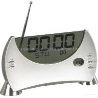 Buy cheap Big Screen Digital Clock with FM Radio with Large Space for Logo SS-388 from wholesalers