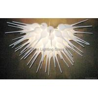 Buy cheap Art glass lighting from wholesalers