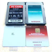 Buy cheap NISSAN Consult GT-R Card Nissan professional diagnosis tool from Wholesalers