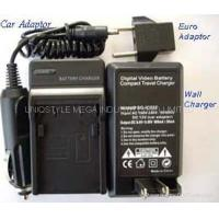 Buy cheap New Battery Charger for Sanyo DB-L80 VPC-CG10 DMX-CG10 from wholesalers
