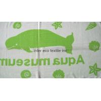Buy cheap Jacqard cotton bath towel from wholesalers
