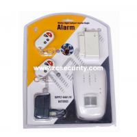 Buy cheap Two tone Local home security and doorbell infrared sensor alarm(ZC-LA001) from wholesalers