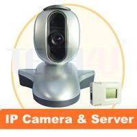 Buy cheap Spy Cameras Motion Detect IP Camera With Web-Server from wholesalers