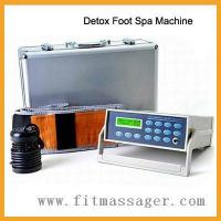Buy cheap Foot Detox Spa Machine from wholesalers