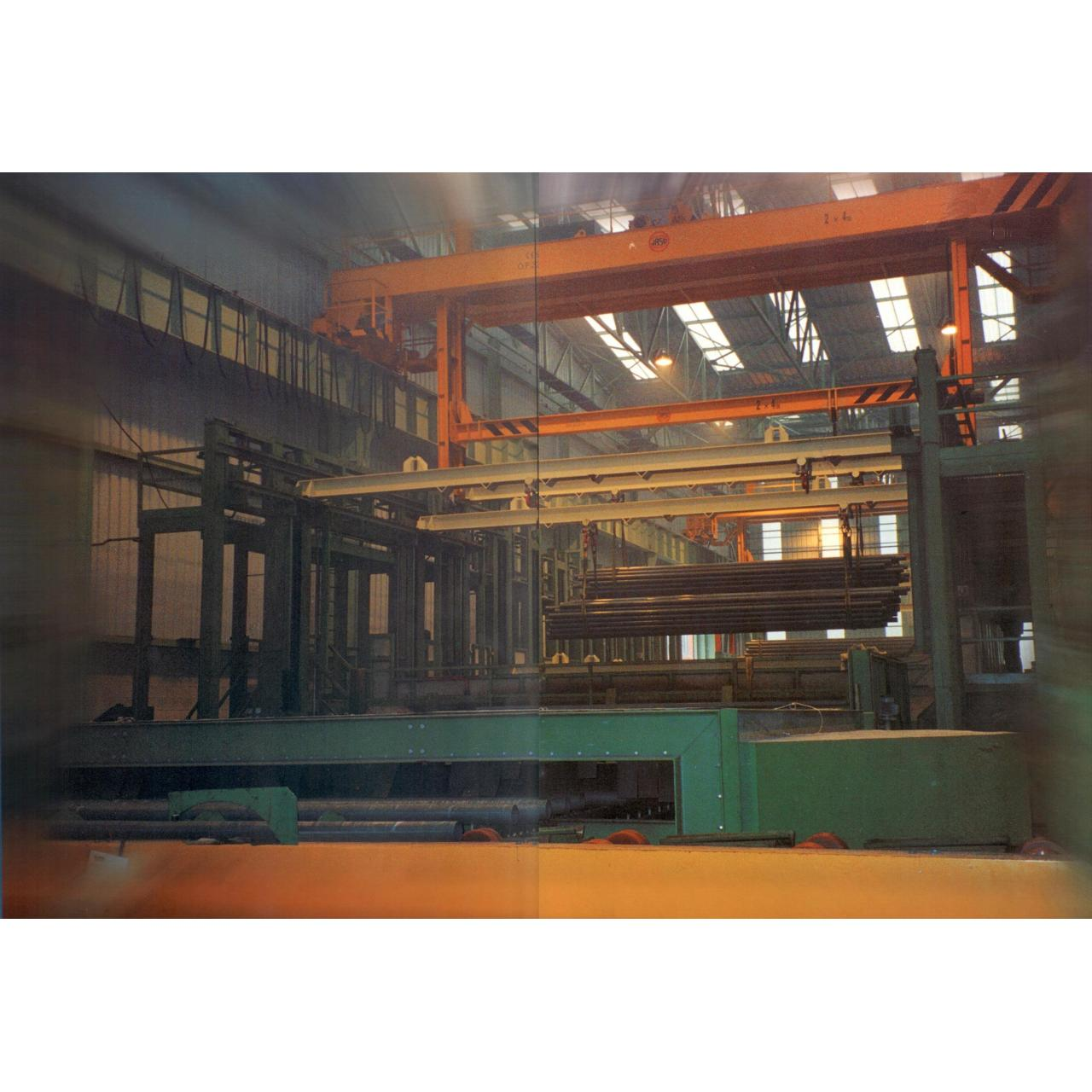 Buy cheap Hot dip galvanizing plant from Wholesalers
