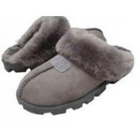 Buy cheap Womens Warm UGG 5125 Coquette slipper In Gray from wholesalers