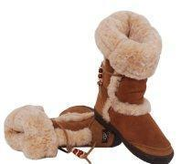 Buy cheap UGG Nightfall Tall 5359 women's boots In Chestnut from wholesalers