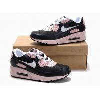 Buy cheap Nike Air Max 90 Black Pink Women Shoes from wholesalers
