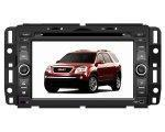 Buy cheap GMC Multimedia DVD Player w/ Sat GPS Navigation System from wholesalers