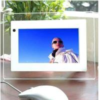 Buy cheap 7 inch PORTABLE DIGITAL PICTURE PHOTO FRAME PLAYER BWWB D-P007 from wholesalers