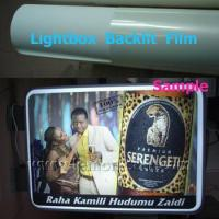 China Light box backlit film on sale