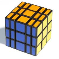 Buy cheap Special Magic Cubes 3x3x5 Cube Puzzle from wholesalers