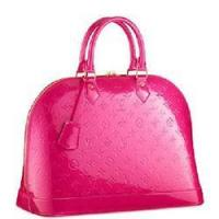 Buy cheap Louis Vuitton Knockoff LV M93626 Monogram Vernis ALMA MM Handbag from wholesalers