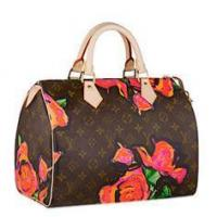Buy cheap Replica Louis Vuitton Stephen Sprouse Rose Speedy 30 -M48610 from wholesalers