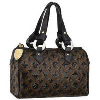 Buy cheap Top Louis Vuitton Monogram Eclipse Speedy Bag M40243 from wholesalers