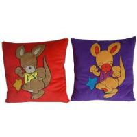 Buy cheap Plush Fancy Embroidered Cushion 38x38cm (GT0079) product