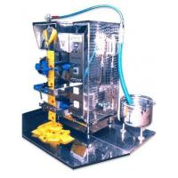 Buy cheap Fully Automatic Pneumatic Vertical F. F. S Machine for Packing Edible Oil (Model No. JC-154) from wholesalers