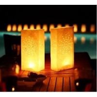 Buy cheap candle bag Candle bag lanterns from wholesalers