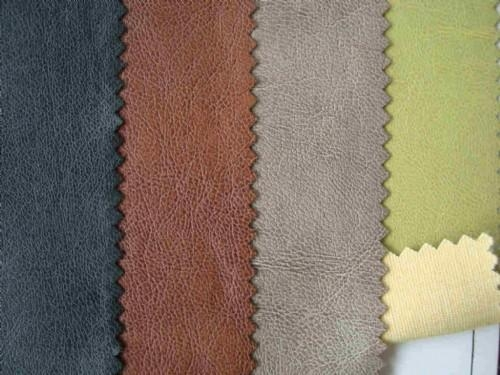 Quality Leather For Garment AW07 garment pu for sale