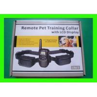 Buy cheap REMOTE 100LV SHOCK+VIB ELECTRIC 2 DOGS TRAINING COLLAR from wholesalers
