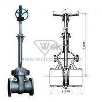 Buy cheap Gate Valves Product Bellows Sealed Gate Valve from wholesalers