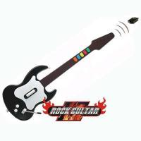 Buy cheap playStation2 XW-ps2-rock hero PS2 ROCK HERO 2 5 buttons wireless guitar from wholesalers