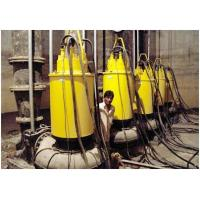 Buy cheap Heavy duty Non Clog Sewage Submersible Pumps (ANS) from wholesalers