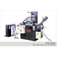 Buy cheap Hot Stamping / Die Cut Machine SPM-420DL from wholesalers