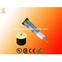 Buy cheap RG11 Quad Coaxial Cable from wholesalers