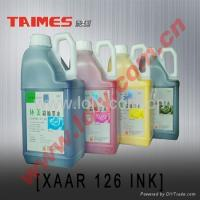Buy cheap XAAR 126 SOLVENT INK for 126 XAAR printhead from wholesalers