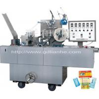 Buy cheap GR-160 Three dimensional cellophane packing machine (With Tear Tape) from wholesalers