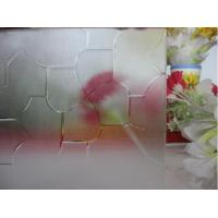 Buy cheap karatachi patterned glass from wholesalers