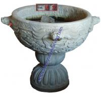 Buy cheap Flowerpot and fish tank Flower pot from wholesalers