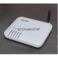 Buy cheap VOIP SIP Gateway Quad Band + GSM Trunk to Asterisk PBX from wholesalers