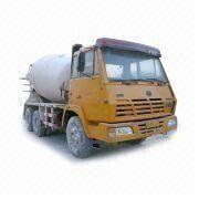 Buy cheap nissan Concrete Mixer Truck with 9 Cubic Capacity from wholesalers