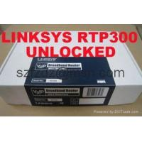 Buy cheap Linksys VoIP Gateways RTP300 with 2 Ports Phone SPA2102 from wholesalers