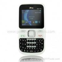 Buy cheap E33 Pro Quad Band Dual SIM Dual Standby QWERTY Mobile Phone from wholesalers